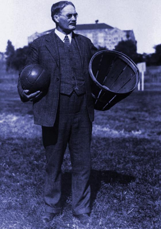 James Naismith (1861-1939)