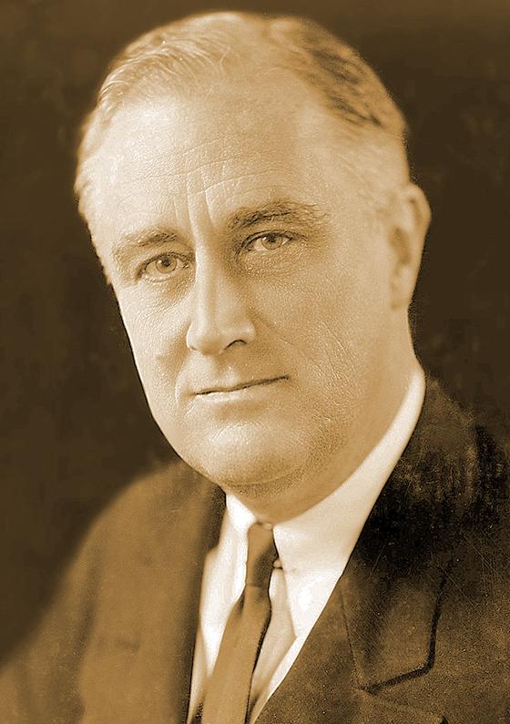 Franklin D.Roosevelt (1882-1945)
